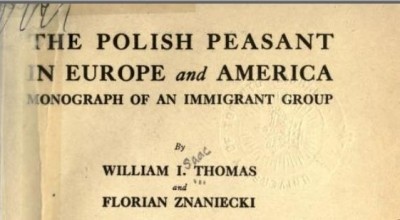 The Polish Peasant in Europe and America - Symposium 2018