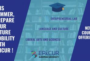 Rejestracja na kursy w ramach Konsorcjum Uniwersytetów Europejskich EPICUR